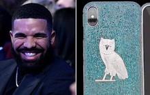 """Drake mua ốp iPhone hơn 9 tỷ, fan thi nhau vào comment trêu """"cháy máy"""""""
