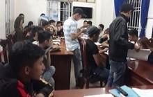 """Phát hiện 38 đối tượng """"chơi"""" ma túy trong quán karaoke ở Quảng Nam"""