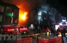 Cháy cơ sở xông hơi tại Hàn Quốc, hơn 20 người thương vong