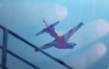 Hai máy bay trình diễn đội hình Ấn Độ đâm nhau trong lúc diễn tập