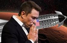 """Elon Musk ủ mưu chế tạo quả tên lửa biết """"đổ mồ hôi"""" để bớt nóng, khó gấp 100 lần dự án khó nhất của NASA"""