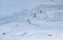 Trên 10 người bị 'chôn vùi' trong trận tuyết lở tại khu nghỉ dưỡng Thụy Sỹ