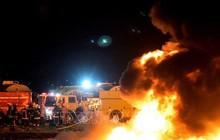 Lại nổ đường ống dẫn nhiên liệu ở Mexico