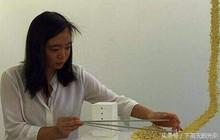 Những cô nàng rảnh nhất MXH: Đem mì tôm đan khăn, bóc thanh long bỏ hạt, xếp vỏ hạt bí thành hoa