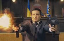 Diễn viên hài dẫn đầu cuộc đua tranh chức Tổng thống Ukraine