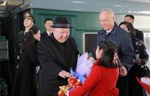 Báo Nga: Đoàn tàu được cho là chở ông Kim Jong-un đã rời Bình Nhưỡng để tới Hà Nội