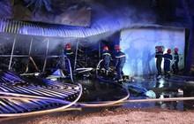 Tiệm tạp hóa bốc cháy dữ dội trong đêm, thiệt hại hơn 1 tỷ đồng