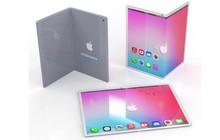 iPad màn hình gập trong tương lai có thể sẽ trông như thế này