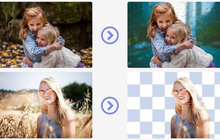 Trang web này sẽ giúp tự động xóa background của bất kỳ bức ảnh nào chỉ trong vòng 5 giây
