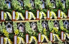 Chuyển di ảnh các nạn nhân trong thảm họa chìm phà Sewol khỏi quảng trường Gwanghwamun