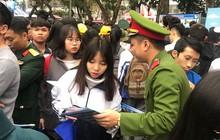 Xét lại thí sinh Hòa Bình được nâng điểm thi: Bộ Công an không tuyển bổ sung