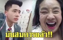"""Mất hút một thời gian, nữ đại gia Thái Lan """"đổi chồng như thay áo"""" lại khiến MXH dậy sóng vì khiến người khác mất việc"""