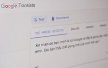 """""""Chị Google"""" có giọng đọc mới, mời nghe thử"""