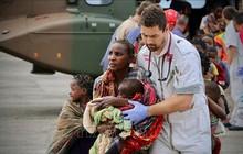 417 người Mozambique thiệt mạng do bão Idai