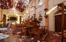 Nhân chứng tiết lộ gây sốc về nghi phạm đánh bom nhà thờ ở Sri Lanka