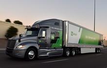 Thử nghiệm xe tải tự lái chuyển phát bưu kiện trên lộ trình hơn 1.600 km