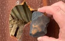 Mảnh thiên thạch 4,6 tỷ năm tuổi rơi thủng chuồng chó ở Costa Rica