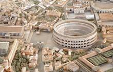 Tuyệt thế kỳ công: Mất 38 năm để hoàn thiện mô hình thành Rome cổ đại tỷ lệ 1:250