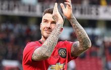 David Beckham, tại sao anh vẫn cứ trẻ mãi không già?