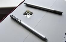 Microsoft có thể làm ra bút cảm ứng dạng dẻo, kiêm luôn uốn cong thành tai nghe không dây