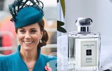 """2 loại nước hoa này có gì đặc biệt mà được Công nương Kate coi như """"bảo bối"""", Á hậu Huyền My sắm đến lọ thứ 4?"""