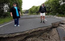 Động đất 7 độ richter rung chuyển quần đảo Kermadec (New Zealand)