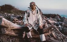 Gu ăn mặc cực chất của biểu tượng thời trang 84 tuổi