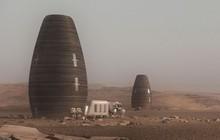 Thiết kế nhà trên Sao Hỏa được NASA thưởng 500.000 USD: 4 tầng đầy đủ tiện nghi, chống bức xạ, in 3D bằng robot
