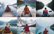 Bố cục ảnh trên Instagram ngày càng lặp lại và nhàm chán, xem loạt ảnh là rõ