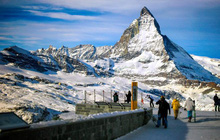Nguy cơ biến mất những dãy núi phủ tuyết tại Thụy Sĩ do nắng nóng