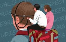 """""""Thương cho roi, cho vọt"""": Yêu con đến khắc nghiệt, luôn quát tháo, chê bai liệu có phải cách giáo dục đúng đắn?"""