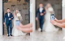 """Nữ nhiếp ảnh gia than phiền về bức ảnh cưới chụp lỗi bởi vị khách vô duyên, nói trúng """"tim đen"""" mọi người nhưng ai cũng phải nhấn like"""