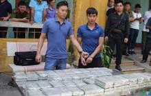 Hòa Bình: Phát hiện, bắt giữ 4 đối tượng vận chuyển 100 bánh heroin