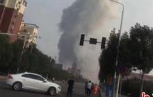 Nổ nhà máy khí hóa ở Trung Quốc: 2 người chết, 12 người mất tích