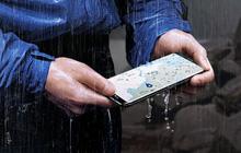 Samsung Galaxy S8 cứu mạng 20 người ở Philippines