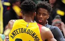 """Los Angeles Lakers sở hữu """"viên đá vô cực"""" đầu tiên trong hành trình chiêu mộ """"quái vật"""" Giannis Antetokounmpo"""