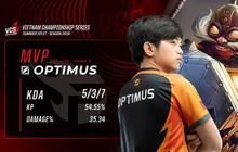 LMHT: Optimus – Hành trình tìm lại hình ảnh người thuyền trưởng đích thực