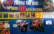 Ra mắt 4Dvinstar Ánh Dương - Hà Tĩnh