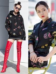 Hóa ra đây là lý do mà đến tận hôm nay, công chúng mới được thấy Chi Pu mặc ERDEM x H&M