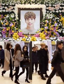 Tròn 1 năm Jonghyun qua đời, Taeyeon, Yoona, Suho và dàn sao nhà