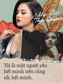 """""""My Sói"""" Thu Quỳnh: Từng trầm cảm, nghĩ mình bị điên và cú bừng tỉnh thay đổi cả cuộc đời"""