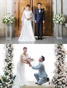 2 năm sau màn cầu hôn gây bão, danh hài béo ú xứ Hàn giảm 30kg và lột xác trong bộ ảnh cưới trước ngày trọng đại