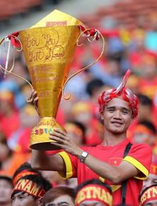 Hướng dẫn mua vé online trận chung kết AFF Cup lượt về giữa Việt Nam và Malaysia