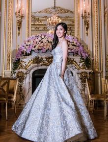 Những thiên kim tiểu thư nhà tài phiệt Trung Quốc gây sốt trong lễ hội dành cho giới thượng lưu tại Pháp