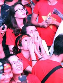 Niềm tin của hàng triệu người hâm mộ đã được đền đáp sau 10 năm chờ đợi: Việt Nam đã vô địch AFF Cup 2018