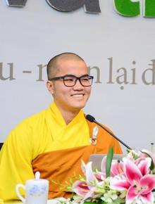 Sư thầy chùa Hoằng Pháp nhận học bổng toàn phần ĐH Harvard: Nếu có đam mê hãy đứng dậy và hành động ngay, đừng ngồi đó suy nghĩ nữa