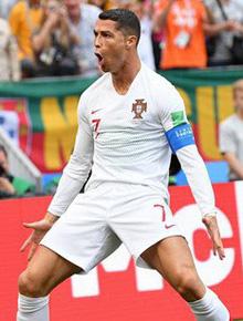 TRỰC TIẾP (H1) Bồ Đào Nha 1-0 Morocco: Ronaldo đánh đầu mở tỷ số