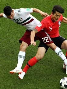 TRỰC TIẾP (H1) Hàn Quốc 0-0 Mexico: Son Heung-min bỏ lỡ đáng tiếc