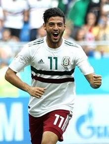 TRỰC TIẾP (H1) Hàn Quốc 0-1 Mexico: Trai đẹp Vela mở tỷ số