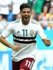 TRỰC TIẾP (H2) Hàn Quốc 0-1 Mexico: Trai đẹp Vela gieo sầu cho Hàn Quốc